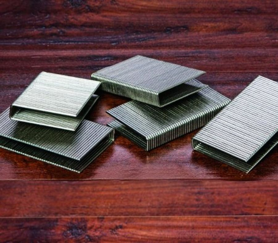 "2"" - 15.5 Gauge flooring staples (7,700/box)"
