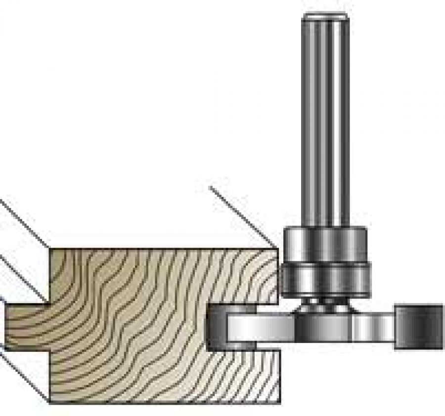 Wood Floor Router Bits