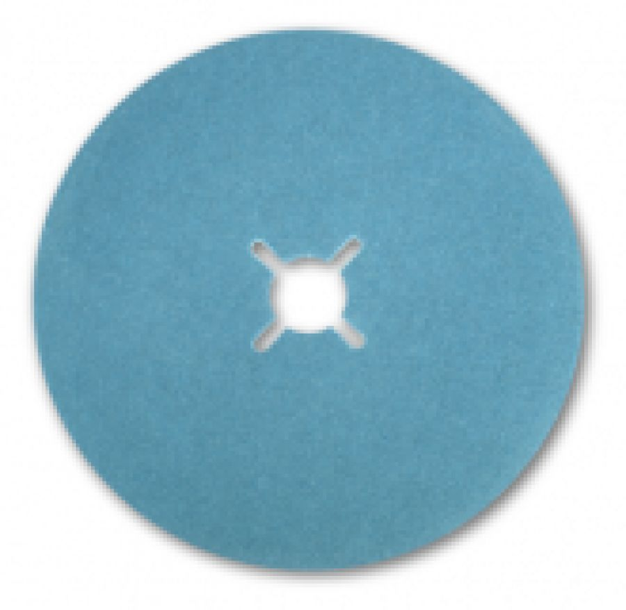 Starcke zirconia cloth backed edger discs 7 x 7/8 bolt on