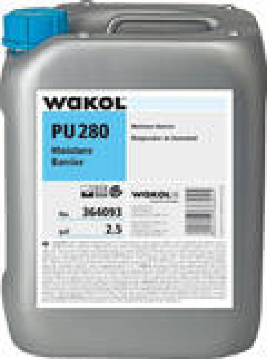 WAKOL PU 280 Moisture Barrier 2.5 gallon