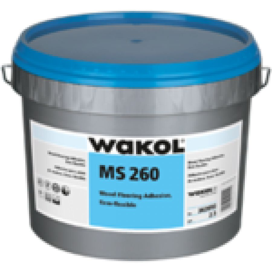 WAKOL MS 260  Wood Flooring Adhesive, firm-flexible