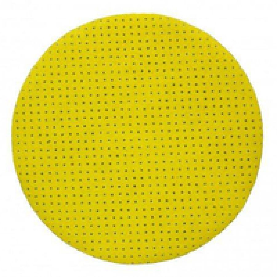 Loba Perforated Sanding Pad yellow 16 inch